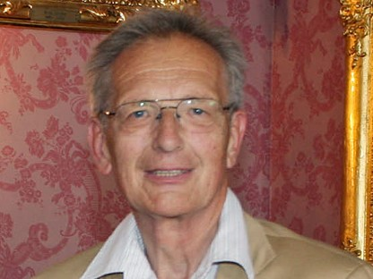 Portraitbild  Dr. Walter Breitner. (Foto: Josef Vorlaufer).