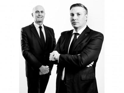 Dr. Friedrich Nusterer und Mag. Markus Mayer (Partner der Kanzlei) (zVg.)