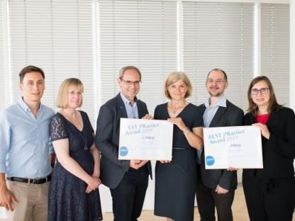 Auszeichnung für Employer-Branding der FH St. Pölten