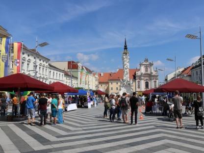 Am 29. Mai ist wieder Diversity Day in St. Pölten