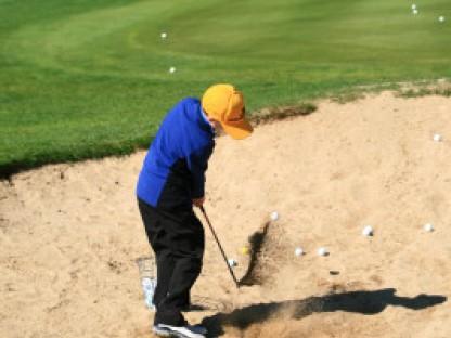 Jugend-Golftraining