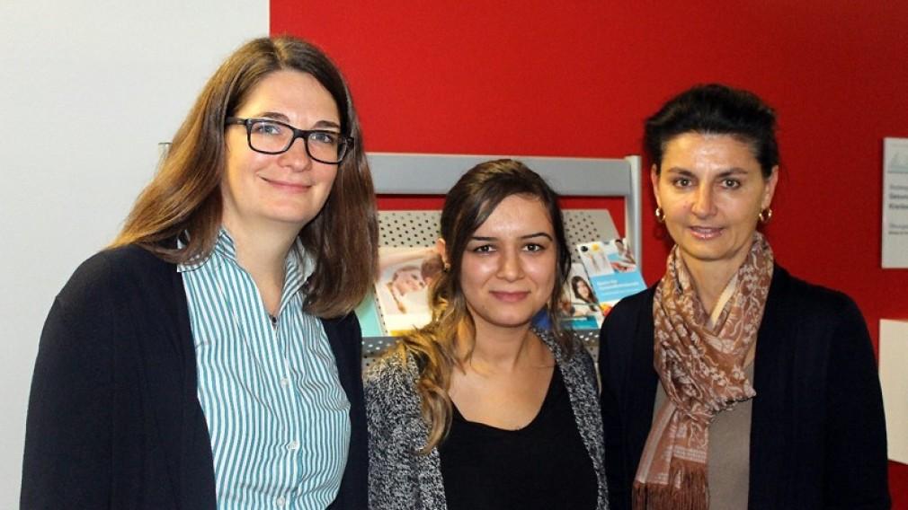 Forscherin aus Ankara zu Gast an der Fachhochschule
