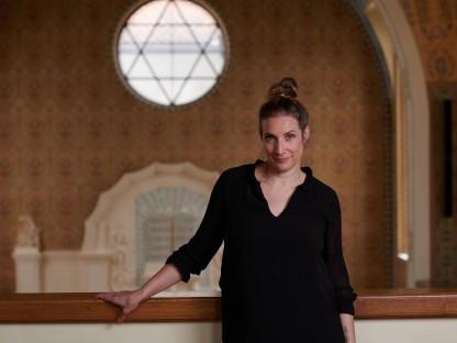 Caroline Berchotteau. (Foto: Klaus Engelmayer)