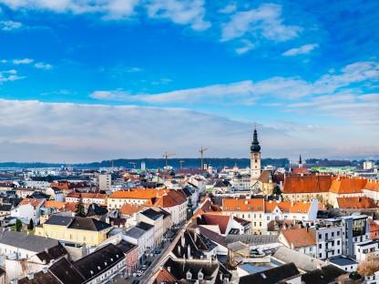 Ein Blick auf die Stadt. (Foto: Arman Kalteis)