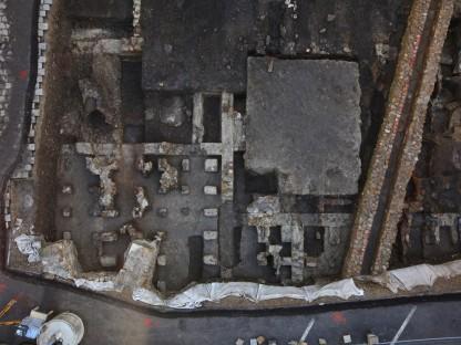 Domplatz-Archäologie wird 2019 abgeschlossen