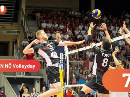 Gewinnspiel: Sportunion NÖ Volleyday