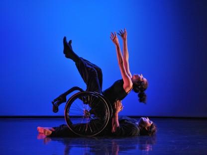 Inklusion im Tanz veredelt
