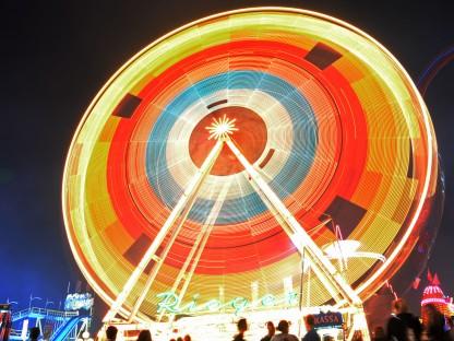 Unser Volksfest - Programm
