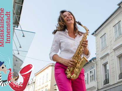 Musikalische Innenstadt plus Vorstadt