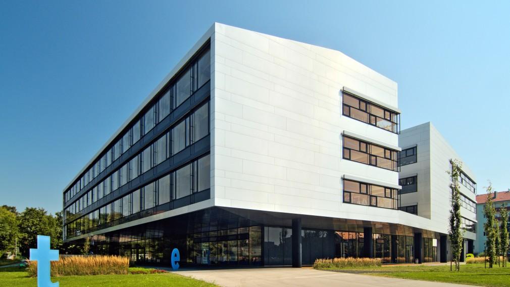 Außenansicht der Fachhochschule. (Foto: Kraus)