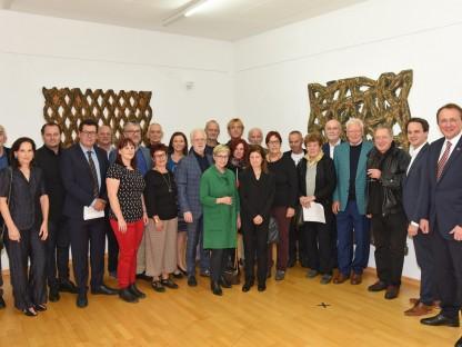 Künstlerbund Ausstellung im Stadtmuseum eröffnet