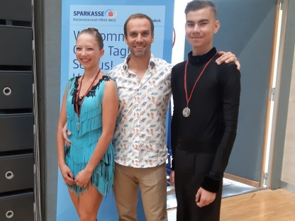 ESV Tanzsport freut sich über Erfolge