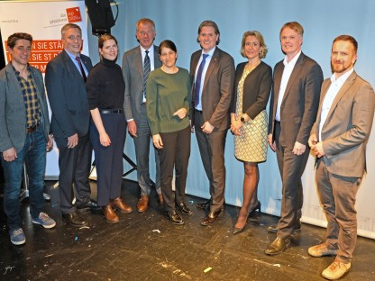 Plattform STP 2020 baut an neuem Masterplan