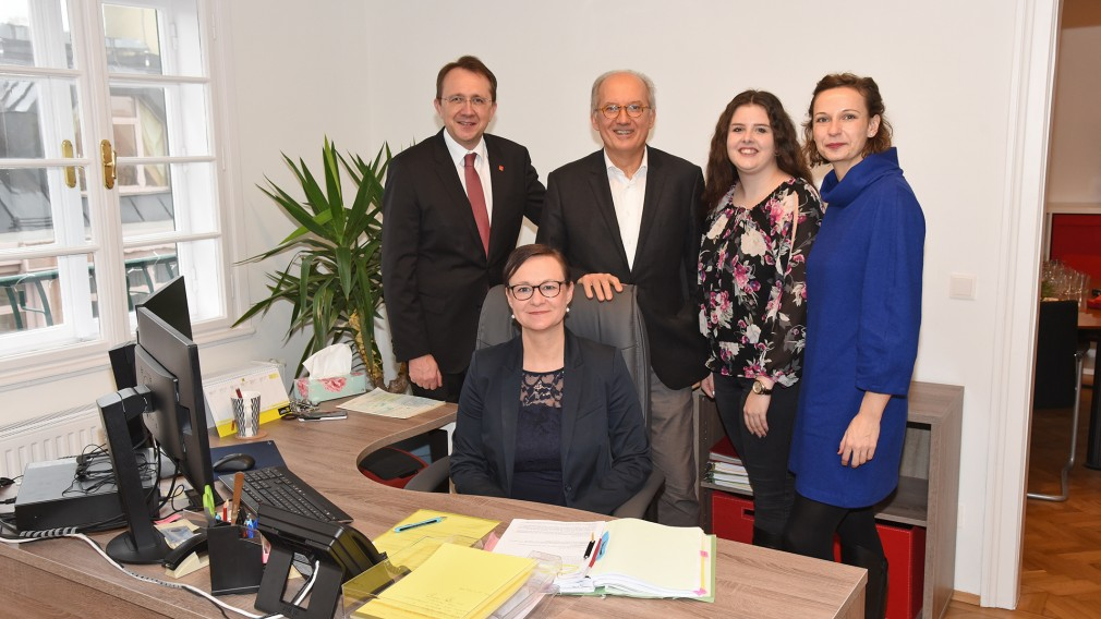 Rechtsanwaltskanzlei (Foto: Josef Vorlaufer)