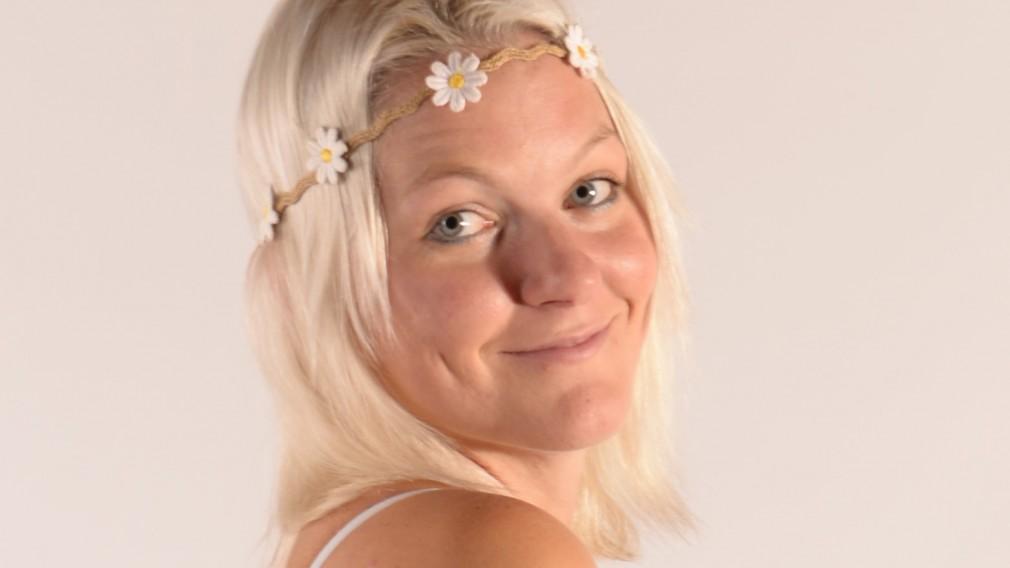 Portraitbild von Sabine Hubmayer. (Foto: S.Hubmayer)