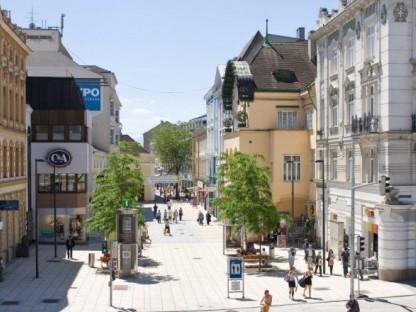 Kremser Gasse / St. Pölten. (Foto: Werner Jäger)