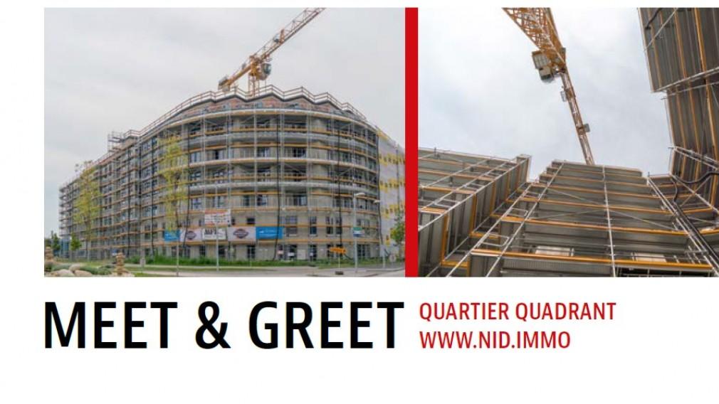 Meet & Greet Gleichenfeier Q11 - Leben am Fluss