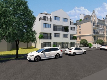 Renovierung einer Altstadtvilla und eigenes Wohlmetzberger-Viertel