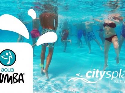 Aqua Zumba im Citysplash