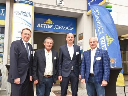 Actief Jobmade eröffnet Niederlassung in St. Pölten