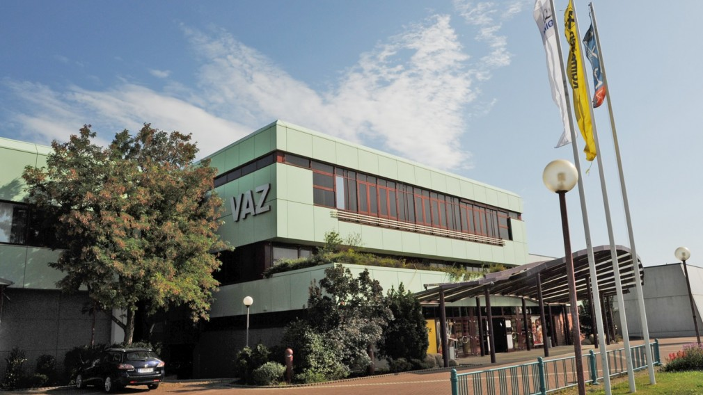 Ausschreibung: Bauleistung für VAZ-Zubau