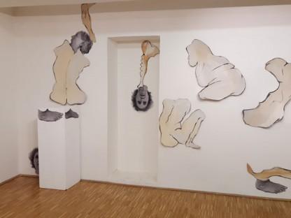 """Ausstellung """"In Situ"""" im KUNST:WERK im Löwenhof. (Foto: Ernest Kienzl)"""
