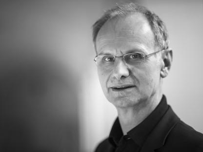 Portraitaufnahme von Otto Kargl.(Foto: Daniela Matejschek).
