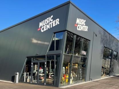 NXP Music Center Außenansicht. (Foto: NXP)