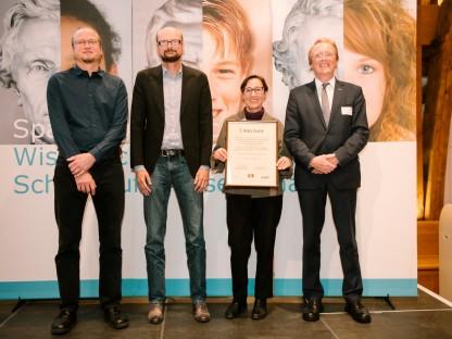 Auszeichnung für Institut für jüdische Geschichte Österreichs
