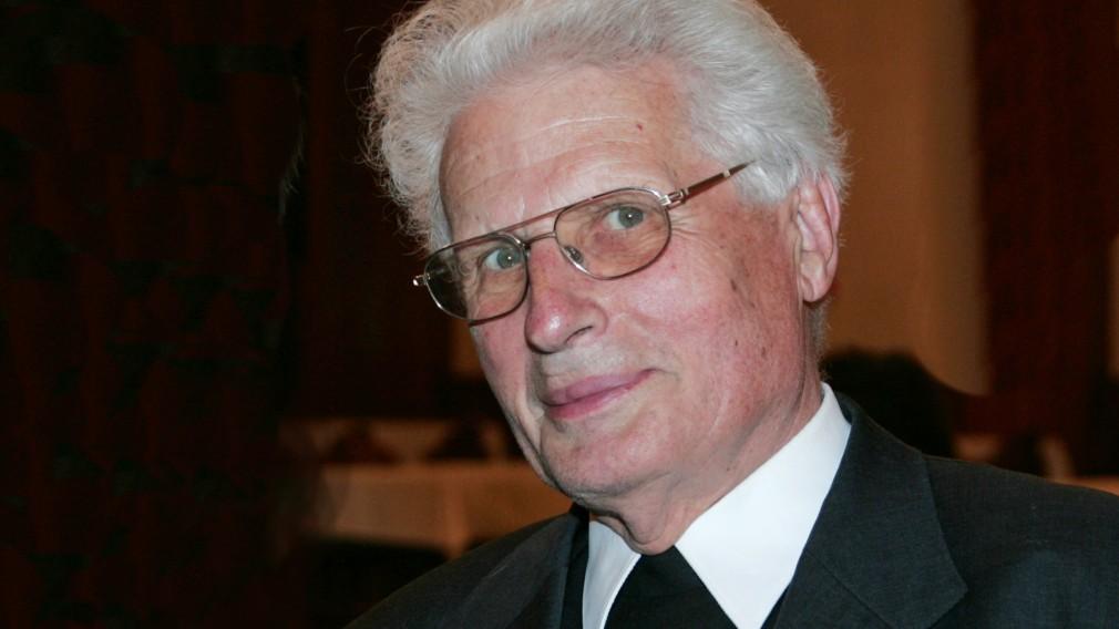Portrait Prälat Dr. Walter Graf.(Foto: Josef Vorlaufer)