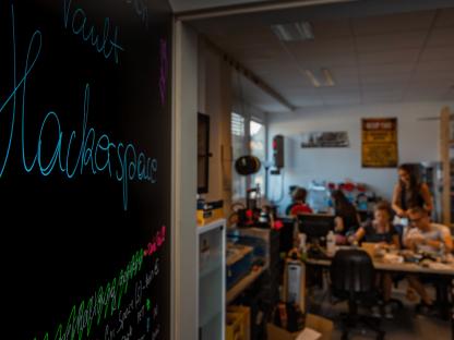 Hackerspace zieht in die Innenstadt