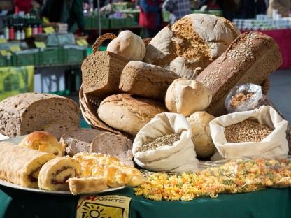 Brotsorten (Foto: Werner Jäger)