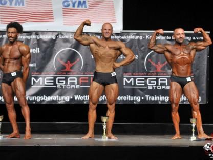 The Austrian OAK Bodybuilding im VAZ. (Foto: Silvia Schober)