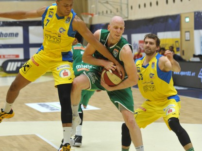 SKN Basketball. (Foto: Wolfgang Mayer)