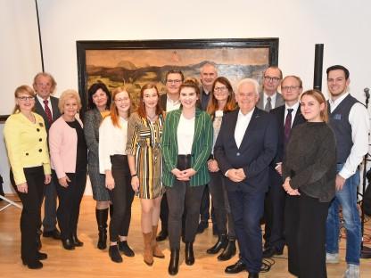 Youth Unlimited: Schülerinnen besuchten Partnerstädte