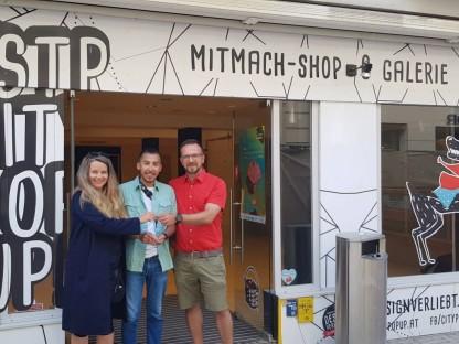 City-Popup-Store öffnet wieder
