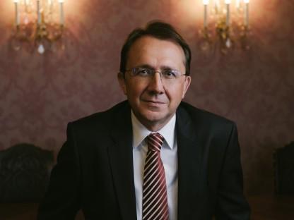 Portrait Bürgermeister Matthias Stadler (Foto Konstantin Taufner-Mikulitsch).