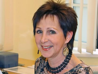 Dr. Doris Schweitzer, Leiterin des städtischen Gesundheitsamtes. (Foto: Josef Vorlaufer)