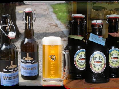 Bierflaschen. (Foto: Gabriele Bertl)