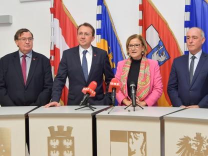 St. Pölten wird Landeskulturhauptstadt 2024