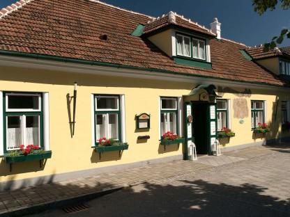 Gaststätte Figl in Ratzersdorf. (Foto: Helmut Lackinger)