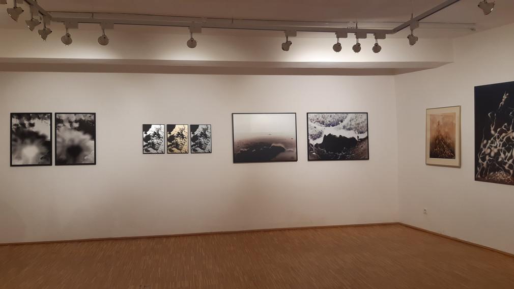 """Blick in die Ausstellung """"Austausch"""". (Foto: EviLeuchtgelb)"""