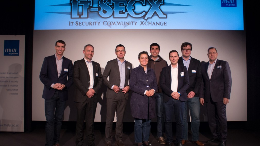IT-Security-Fachtagung an der FH St. Pölten