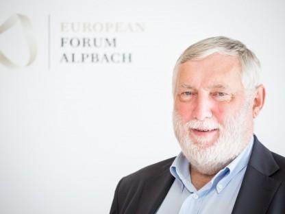 EU-Forum mit Franz Fischler