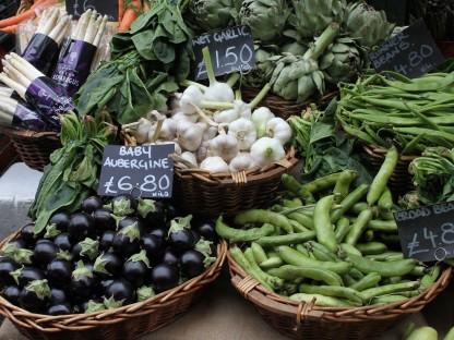 Gemüsezeit