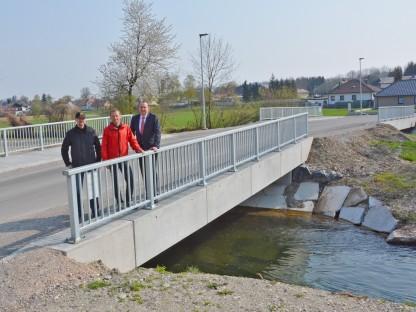Brückensanierungen in Harland