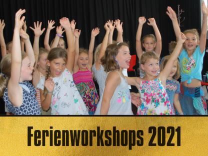 Ferienworkshops 2021 im Landestheater Niederösterreich. (Foto: Landestheater NÖ)