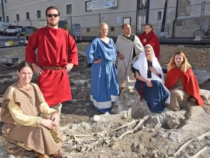 """""""AUSgegraben – Der Domplatz 2010 bis 2019! 1900 Jahre Geschichte"""""""