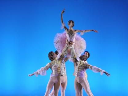 Ballett TänzerInnen. (Foto: Wolfgang Mayer)