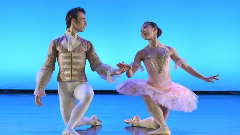 Ballettpaar (Foto: Wolfgang Mayer)